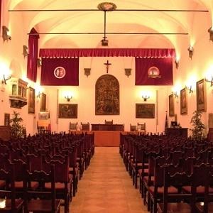 Aula Magna, Facoltà di Agraria, Perugia
