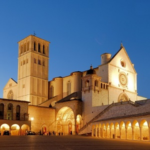 Basilica Superiore di San Francesco, Assisi
