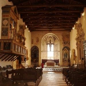 Chiesa di San Francesco, Trevi