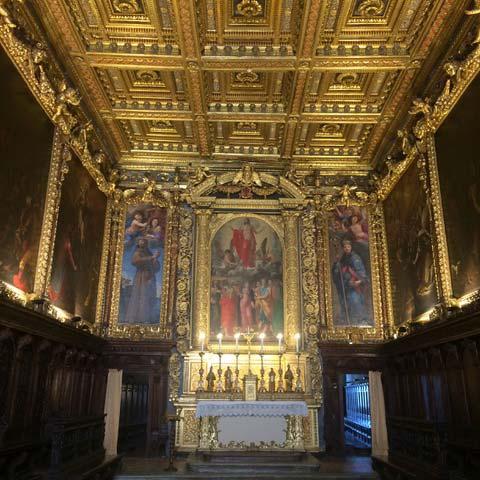 Oratorio di San Francesco dei Nobili, Perugia