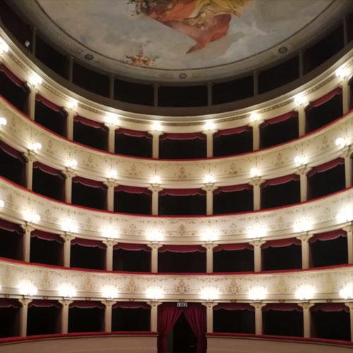 Teatro degli Illuminati, Città di Castello, Perugia