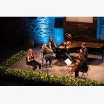 <p>July 3rd, Angela Hewitt & Royal String Quartet in Magione</p><br>