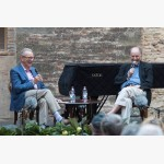 <p>29 June, Magione – Eric Friesen & Sir Roger Norrington</p><br/>