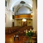 <p>Auditorium Marianum</p><br/>