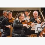 <p>First violins</p><br/>