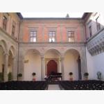 <p>Rehearsal in Gubbio</p><br>