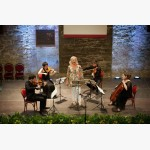 <p>Anne Sofie von Otter with the Australian String Quartet</p><br/>