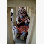 <p>The Gala Dinner on July 6, at Villa Schnabl, Monte del Lago</p><br/>