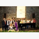 <p>The staff and volunteers of the TMF 2012</p><br/>