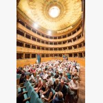 <p>The Teatro del Pavone in Perugia, July 4, 2012</p><br/>