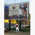 <p>With the TMF poster in Magione</p><br/>