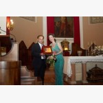 <p>Angela and the Mayor of Magione</p><br/>