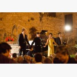 <p>July 4th, Pre-Festival Concert in San Savino</p><br>
