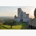 <p>July 5th, Assisi</p><br>