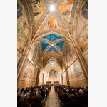<p>July 5th, Assisi. Mozart in San Francesco</p><br>