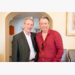 <p>July 9th. Eric Friesen & Roger Allam</p><br/>