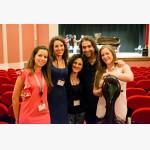 <p>July 9th, Magione. Giovanni Scaglione & the girls</p><br/>