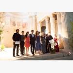 <p>San Salvatore, Spoleto. Concert of the students</p><br/>