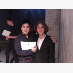 <p>Chen-Shen Fan & Jonathan Ferrucci</p><br>