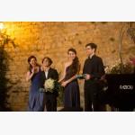 <p>July 3rd, Angela Hewitt with Jonathan Ferrucci, Giulia Grassi & Jean-Sélim Abelmoula</p><br/>