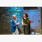 <p>Angela Hewitt & Paolo Fazioli</p><br/>