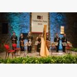 <p>Quartetto Matamoe, Nabila Chajai, Andrea Oliva, Calogero Palermo</p><br/>