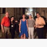 <p>Bill, Marina, Roberta, Maria & Guglielmo Beneduce</p><br/>