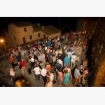 <p>Party time after the concert in San Savino</p><br/>