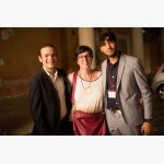 <p>Stefano, Mariacarla & Lorenzo – TMF Staff</p><br/>