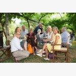<p>July 2nd, special event with Simon Callow – Borgo della Marmotta Farm Resort</p><br>