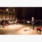 <p>July 2nd, Simon Callow & Quartetto di Cremona – Trevi</p><br>