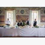 <p>2 July, Palazzo Marignoli, Spoleto – Gala Dinner</p><br/>