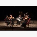<p>3 July, Cortona, Teatro Signorelli – Calogero Palermo & Gringolts Quartet</p><br/>