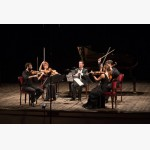 <p>3 July, Cortona, Teatro Signorelli &#8211; Calogero Palermo &amp; Gringolts Quartet</p><br>