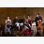 <p>28 June, San Savino – Quartetto Fauves</p><br>