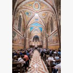 <p>29 June, Assisi – Basilica di San Francesco</p><br/>