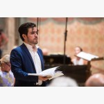 <p>29 June, Assisi – Diego Gonzalo Godoy, tenor</p><br>