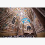 <p>29 June, Assisi – Basilica di San Francesco</p><br>