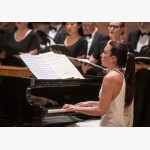 <p>29 June, Assisi – Gloria Campaner, piano II</p><br>