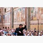 <p>29 June, Assisi – Conductor Matthew Halls</p><br>
