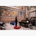 <p>29 June, Assisi – Rossini, Petite Messe Solennelle: final notes!</p><br>