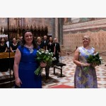 <p>29 June, Assisi – Anna Bonitatibus with Anu Komsi</p><br>