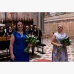 <p>29 June, Assisi – Anna Bonitatibus with Anu Komsi</p><br>