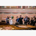 <p>29 June, Assisi – A great performance!</p><br>