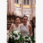 <p>29 June, Assisi – Angela Hewitt & Gloria Campaner</p><br>