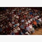 <p>2 July, Cortona – Teatro Signorelli: the audience</p><br/>