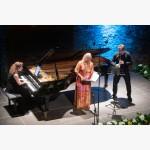 <p>3 July, Magione – Angela Hewitt, Anu Komsi & Mark Simpson</p><br/>